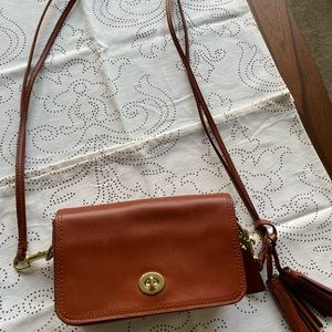 Coach Legacy Penny small leather crossbody bag